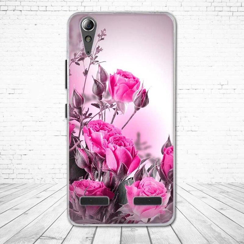 """Miękkiego silikonu case wydrukowano phone tylna pokrywa dla lenovo a6010 & a6000 & dla lenovo lemon k3 k30-t skóry pokrywa 5 """"K 3 A 6000 6010 1"""