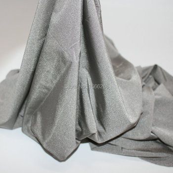 BLOCK EMF 4-Way Stretch Conductive Fabric With 100% Silver Fiber Used For Belly Band