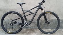 Hot sale Carbon Suspension Bicycle 29er Mountain Bike Carbon Complete Suspension Bike 15 17 19 inch