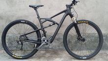 Hot sale ! Carbon Suspension Bicycle,29er Mountain Bike Carbon Complete Suspension Bike 15 17 19 inch sospensione bici