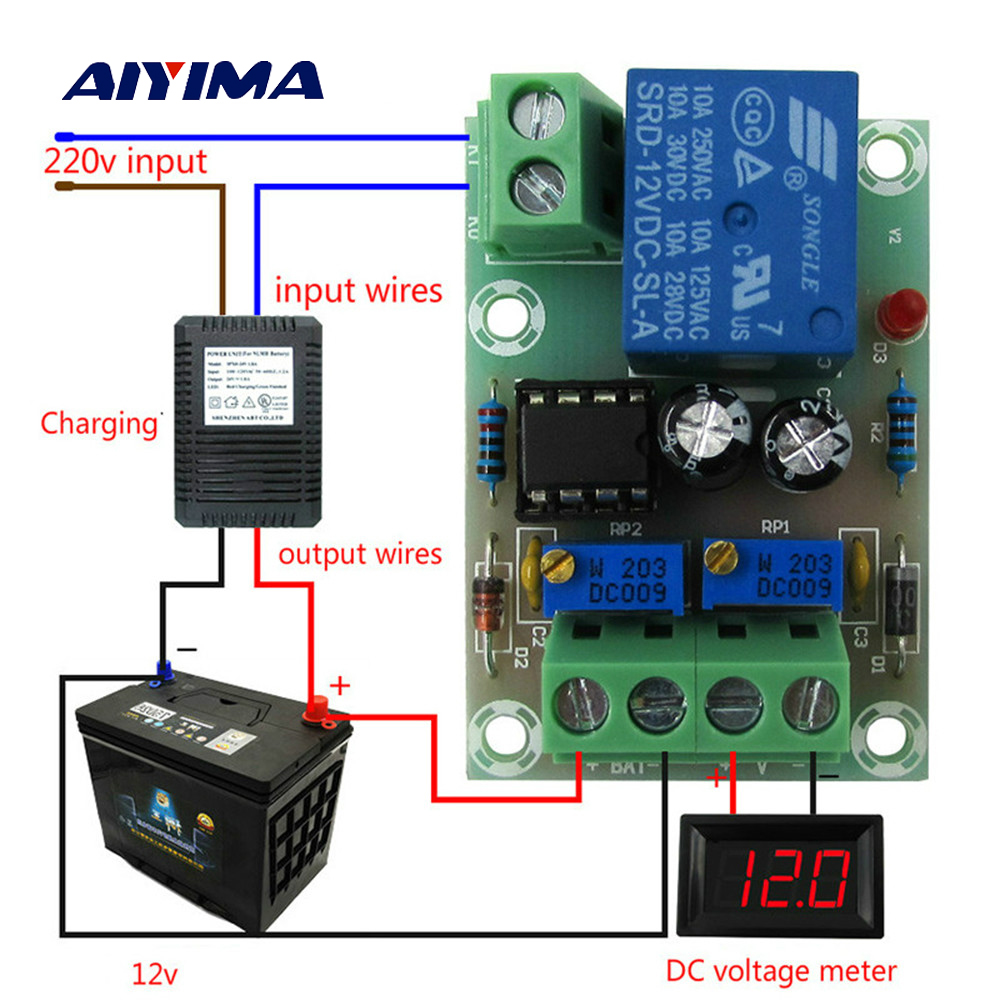 Home Improvement Motors & Parts Dc Motor Pwm Speed Controller 30a 9v-60v High Power Electronic Controlled Variable Transmission Exquisite Traditional Embroidery Art