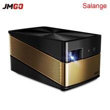 JmGO V8 4 K Projektör 3D Android Full HD 1080 P 1920*1080 Bluetooth 4.0 2G/16G Hi-Fi Hoparlör Tepegöz Projetor Ev Sineması