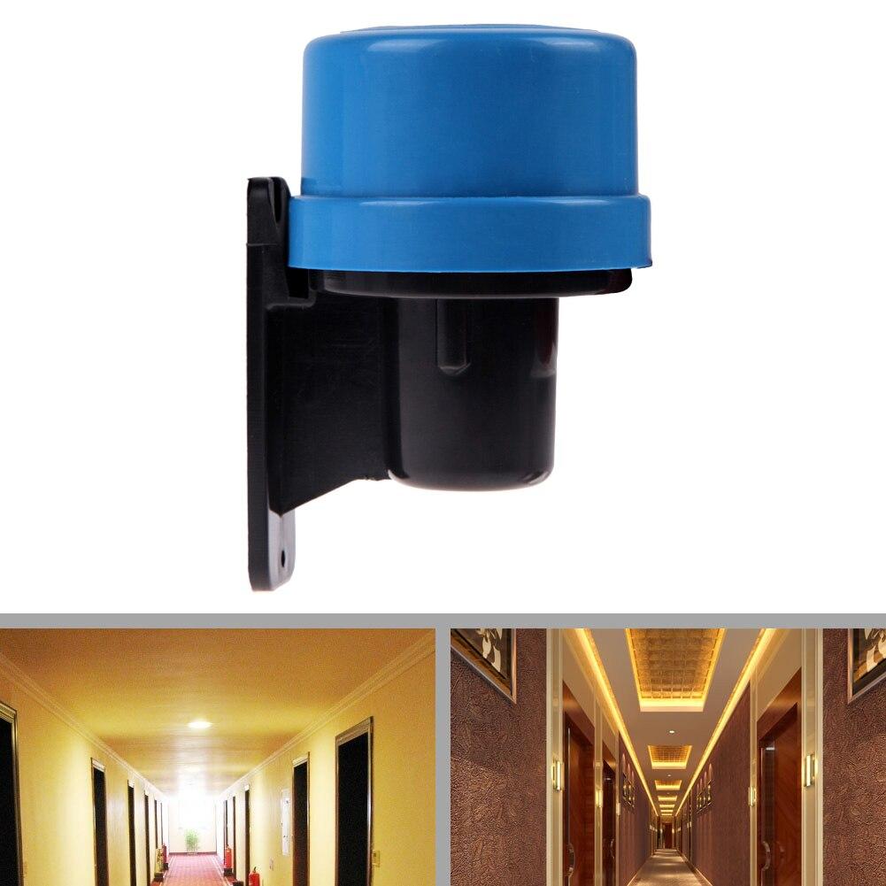 AC105-305V Light Sensor Switch Worldwide Photocell Timer Light Switch Daylight Dusk Till Dawn Auto Light Switch Energy Saving 13