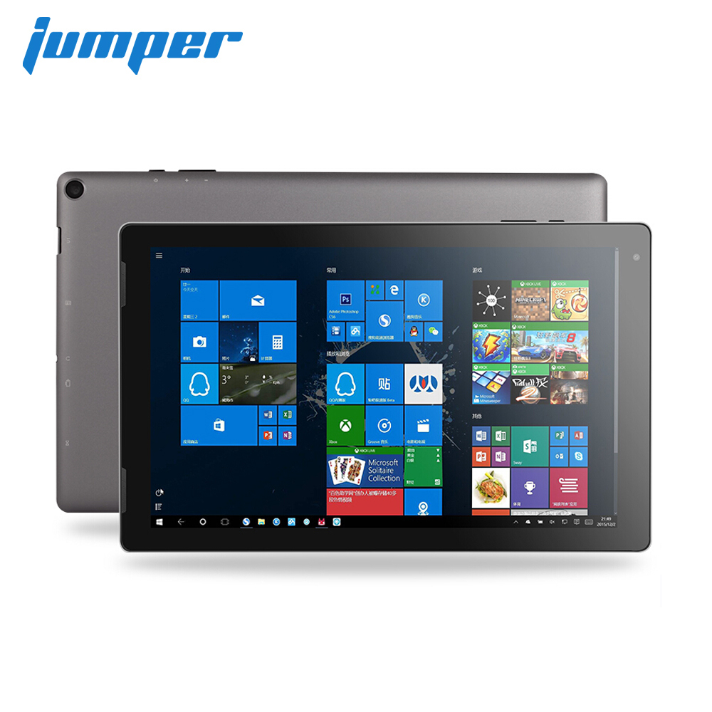 "Jumper EZpad 7 2 en 1 tablette 10.1 ""FHD IPS écran tablettes Intel Cherry Trail X5-Z8350 4 go DDR3 64 go eMMC windows 10 tablette"