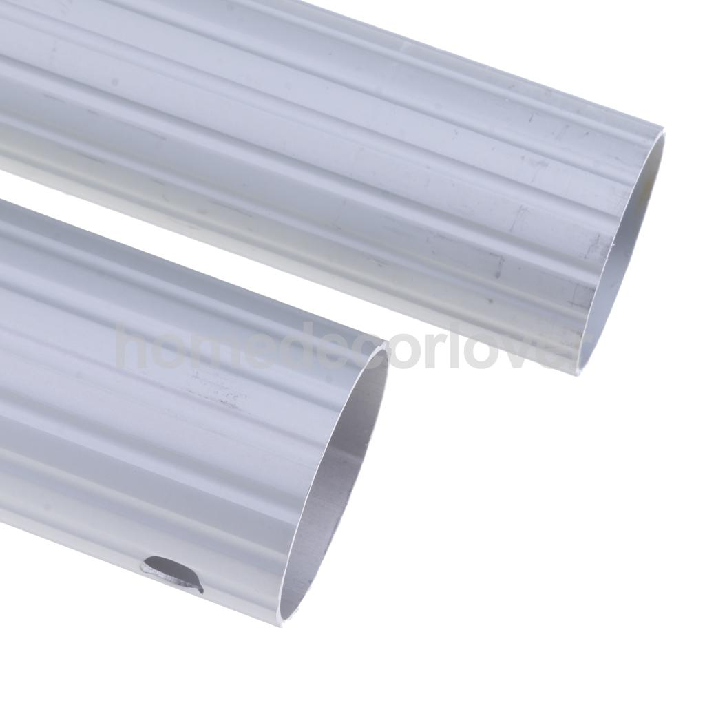 Telescopic Pole Part for Leaf Skimmer Net Swimming Pool Spa Cleaner Cleaning