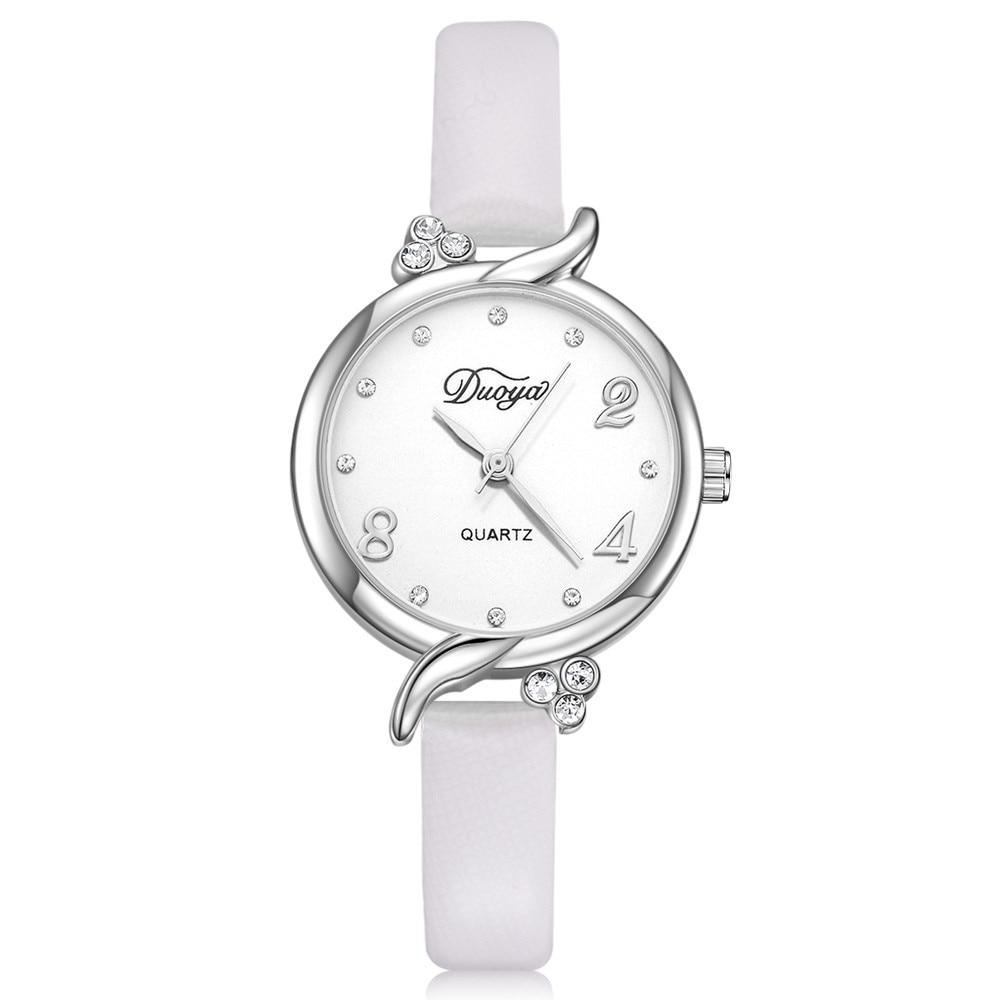 New Fashion Design Elegant Ladies Watches Women Casual Luxury Diamond Business Quartz Wristwatches Relogio Feminino Female Clock