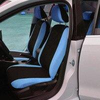 Heißer Verkauf Universal Auto Sitz Abdeckung Fit Meisten Autos mit Reifen Track Detail Auto Styling Auto Seat Protector Belüftung und staub 2016