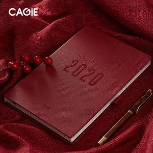 Image 1 - סדר יום 2020 מארגן מתכנן מחברת וכתבי עת A5 יומן הערה ספר חודשי שבועי אישי נסיעות Handbook פנקס לוח זמנים