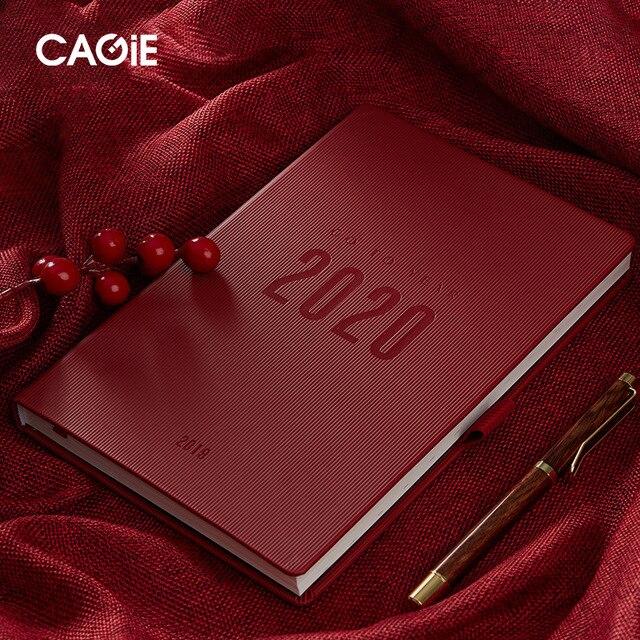 סדר יום 2020 מארגן מתכנן מחברת וכתבי עת A5 יומן הערה ספר חודשי שבועי אישי נסיעות Handbook פנקס לוח זמנים