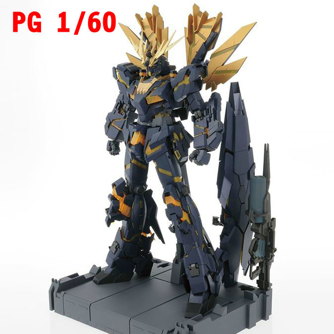 DABAN Gundam PG 1/60 UNICORN FIGHTER 02 BANSHEE NORN