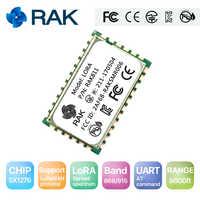 Module RAK811 LoRa, SX1276, 868/915 MHz, Support AS923 et LoraWan, avec TELEC CE, FCC, certification KCC, 3000 mètres