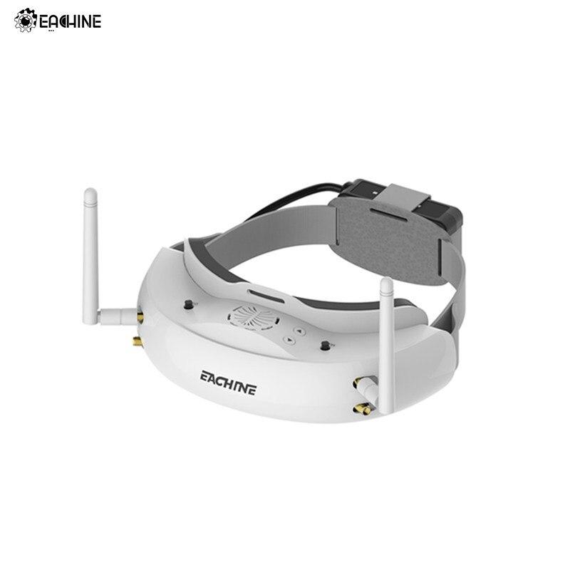 Нибиру EV200D 1280*720 5,8 Г 72CH диверситивные FPV очки HD Порты и разъёмы в 2D/3D встроенный DVR