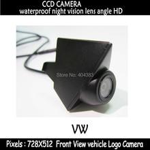Ночного видения цветной HD автомобиля-логотип спереди для volkswagen для VW GOLF нью-бора Jetta Touareg Passat Lavida поло Tiguan