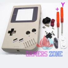 Voor Gameboy Game Boy Originele Console Shell Case Behuizing W Screen W/Schroevendraaier