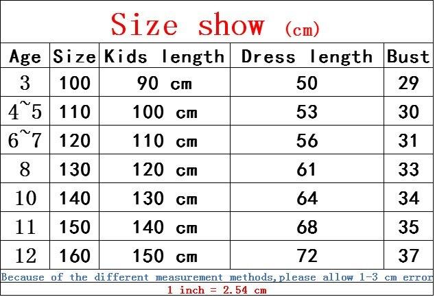 Jilly kingdom 2019 Jaunu meiteņu kleita 3 4 6 8 10 12 gadu meiteņu - Bērnu apģērbi - Foto 6