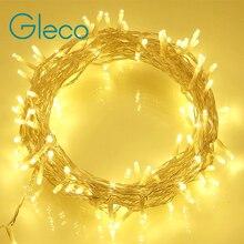 AC110 220V 10M 100LEDs 8 modes LED String Light Christmas Light for Wedding Party Holiday Decoration