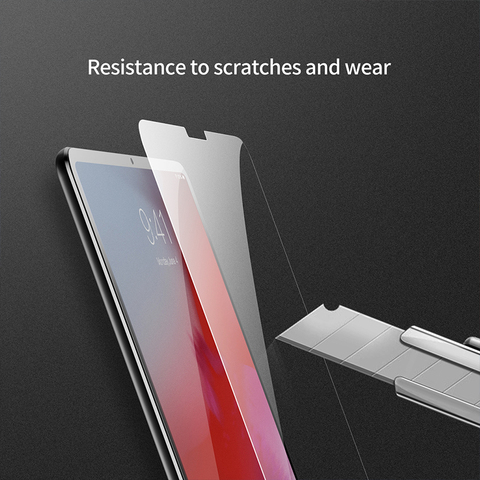 Baseus Screen protector Tempered Glass For iPad Pro 11 12.9 inch Protective Film For Apple iPad 2018 New Tablet Toughened Glass Multan