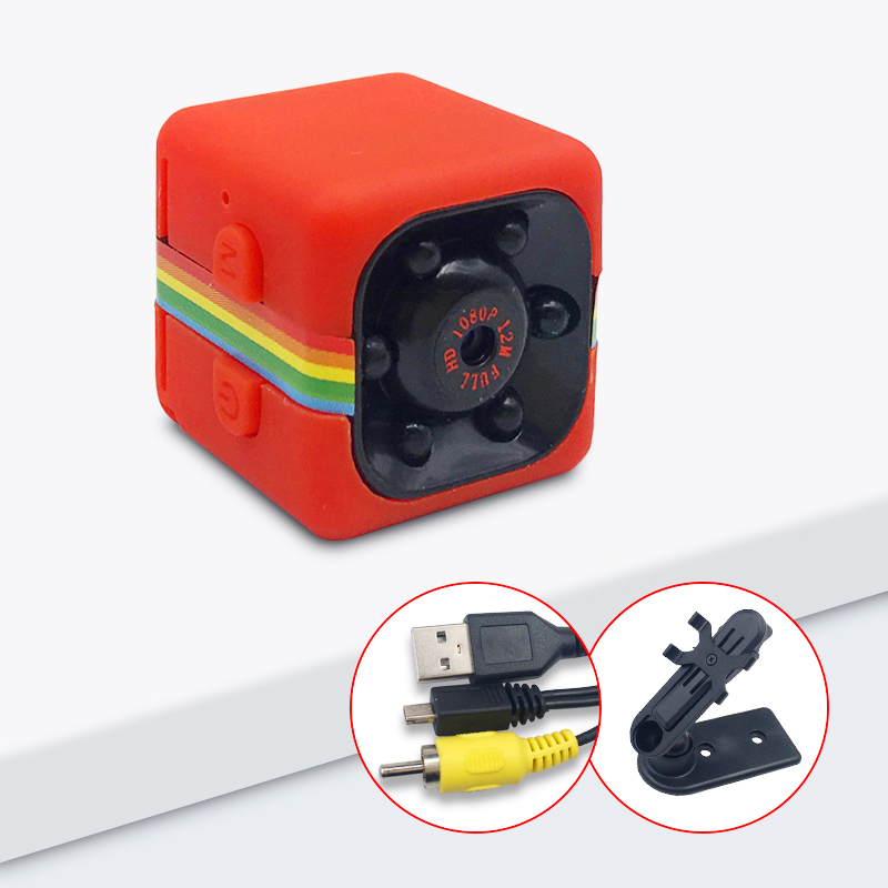 Newest SQ8 SQ11 HD 1080P Mini Camera Infrared Night Vision HD Sport Micro  Cam Motion Detection Camcorder DV Video voice Recorder