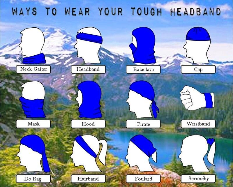 3D листья носовые платки с принтами Для женщин шарф полиэстер микрофибра шеи маска для лица бандана Для мужчин повязка-труба платок