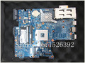 Para hp 4520 s motherboard 4720 s notebook pc mainboard 598667-001 606822-001 100% probado envío gratuito