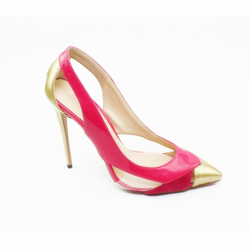 Brand Design Women Sexy Pointed Toe High Heeled Pumps New Elegant Office Shoes Woman Four Season Pumps Shoes C008A lakeshi new fashion pumps thin sexy high heeled shoes woman pointed suede hollow out bowknot sweet elegant women shoes