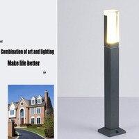 New Style Waterproof LED Garden Lawn Lamp Outdoor LED Path Landscape Waterproof light Courtyard villa landscape lawn bollards