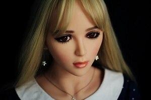 Image 4 - 165cm seks lalka z pochwy i seks oralny i seks analny miłość lalka pełna silikonowa piękna lalka