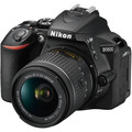 Nikon D5600 DSLR Camera  -24.2MP -Full HD 1080p -Wi-Fi with NFC (2016 New Release)