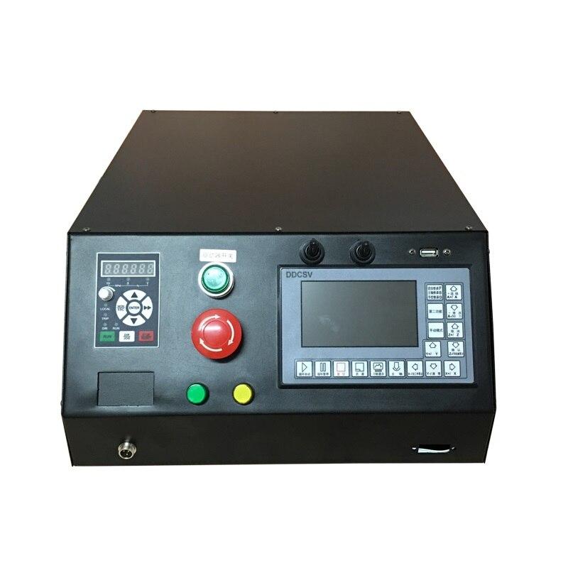 Boîtier de commande DSP moteur pas à pas hors ligne CNC 4 axes avec fonction de commutation de limitation pour routeur bricolage CNC