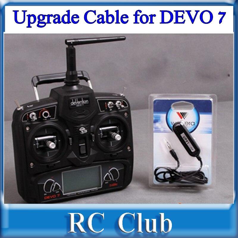 Обновленный кабель Walkera UP02 для DEVO 7, бесплатная доставка cable for cable upgradecable 2   АлиЭкспресс