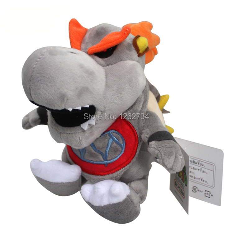 2x Super Mario Bros 11 Dry Bones King Koopa Bowser Jr Toys