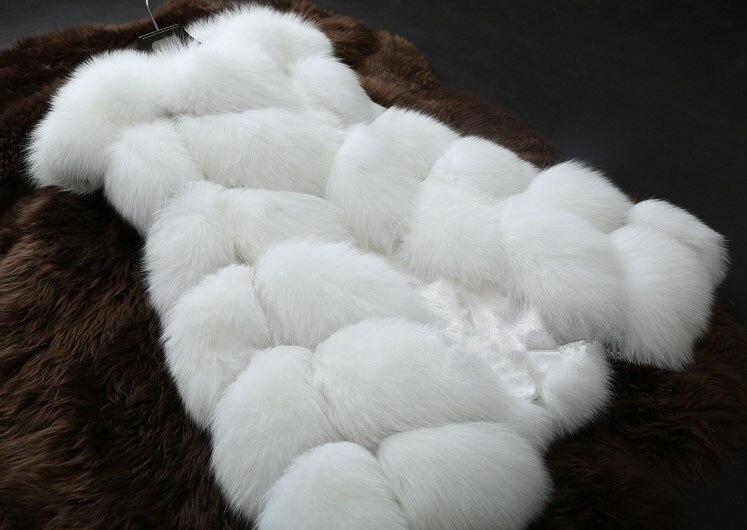 1 vest fur women
