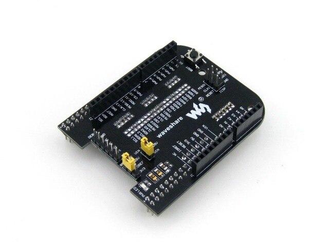 Beaglebone Black Development Board Kit 512MB DDR3 4GB 1GHz ARM Cortex-A8 Board Expansion Cape Compatible with UNO and Leonardo