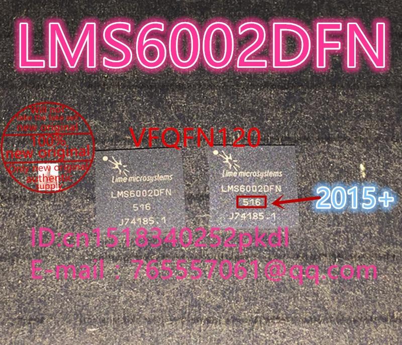 2015+ 100%New original LMS6002DFN VQFN120 multifunction transceiver  IC chip стоимость