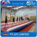 Free shipping !! 8x2.6x0.5m kids gymnastics air track factory, inflatable air track for kids,inflatable gym tumble track