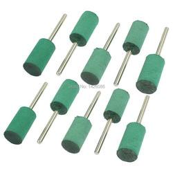 20 pcs 8mm cylindrical head rubber 3mm shank grinding polishing burr fits dremel metal glass polishing.jpg 250x250