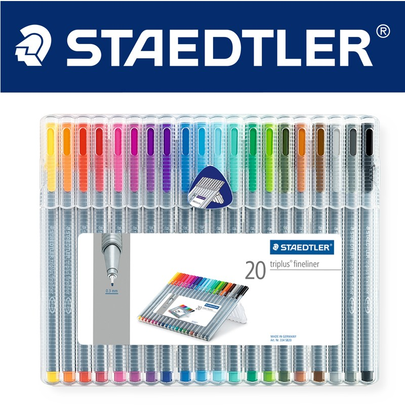 20 cores conjunto papelaria escola & escritório suprimentos
