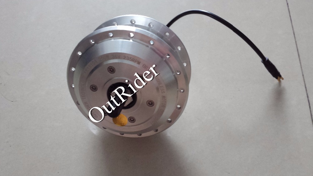 FREE SHIPPING! 36V 235rpm Motor CE Electric Bike/ E-scooter free shipping 36v 235rpm 118 front