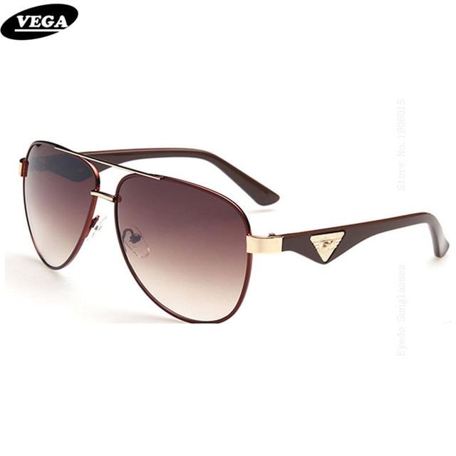 e1de6c224a82 VEGA Cool Polarized Aviation Sunglasses Online Sale HD Vision Hipster  Glasses Coating Mirror Eyeglasses Progressive Lenses