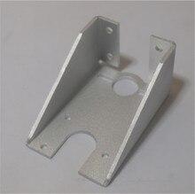 LittleRP SLA/DLP 3D resin printer upgrade metal aluminum alloy main arm for 26×41 mm hole car arm for anti-backlash nut mount
