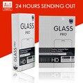 10 unids/lote allparts cubierta del teléfono para samsung galaxy s4 mini protector de pantalla s3 s4 s4 mini s5 s5 mini cubierta de vidrio templado proteger