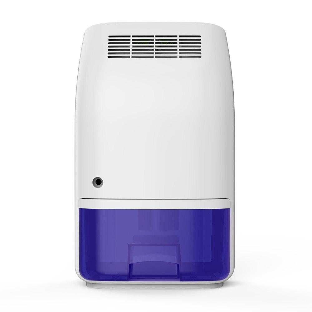 New AX07 Small Semiconductor Dehumidifier Household Warehouse Mini Dehumidizer 9V 700ML Air Dryer Drying Machine EU