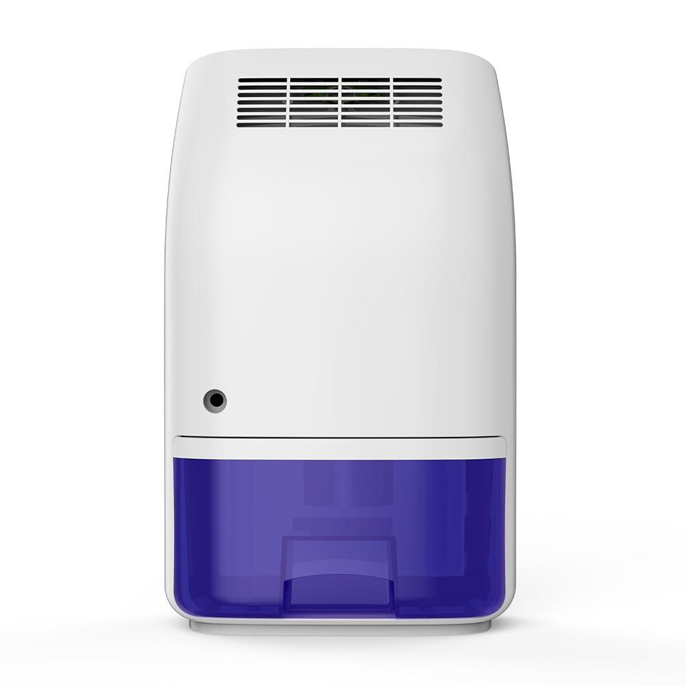 New AX07 Small Semiconductor Dehumidifier Household Warehouse Mini Dehumidizer 9V 700ML Air Dryer Drying Machine EU US UK AU