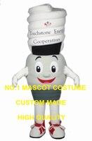 Elektrik tasarrufu lamba maskot kostüm sıcak satış karikatür Elektrik Enerji Tasarruflu Lamba Ampul Küre Elektrikli Işık Kostümleri 2930