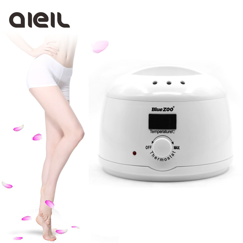 LED Warmer Wax Heater Depilatory Wax LED Depilatory Wax Epilator Removal Machine Hard Wax Beans Bikini Depilatory Hair Removal depilatory wax warmer hard wax beans hair removal black wax machine 250g natural beans for beauty spa epilation