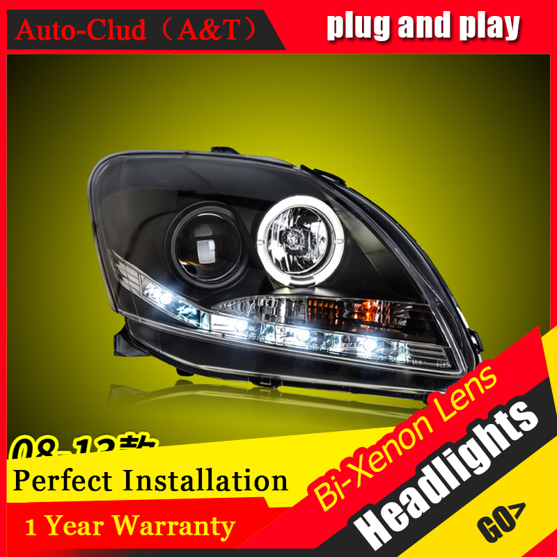 Car Styling For TOYOTA VIOS led headlights 2008-13 For VIOS head lamp Angel eye led DRL front light Bi-Xenon Lens xenon HID KIT car styling for chevrolet trax led headlights for trax head lamp angel eye led front light bi xenon lens xenon hid kit