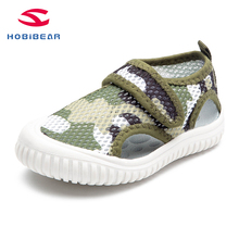 HOBIBEAR Baby Boys Girls Sandals Breathable Lightweight Cute Summer Sneakers Casual Walking Shoes Toddler/Little Kids  GTU028