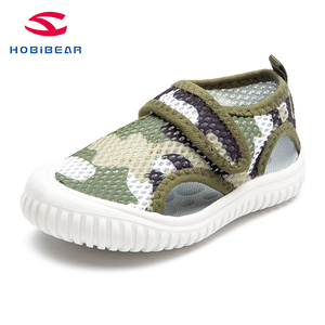 HOBIBEAR Baby Boys Girls Sandals Breathable Lightweight Cute Summer Sneakers Casual Walking Shoes Toddler/Little Kids  GTU028