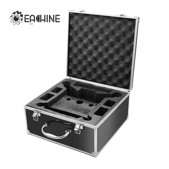 Eachine Racer 250 Aluminum Box For Eachine Racer 250 Drone I6 Radio Transmitter Parts