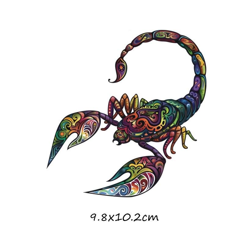 Милый мультфильм животных Комбинации гладить на патч ручной работы термоприклеивание, наклейки для Костюмы значки аппликаций для украшения из ткани - Цвет: J-61-20